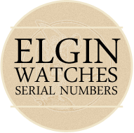 wrist watch serial number lookup